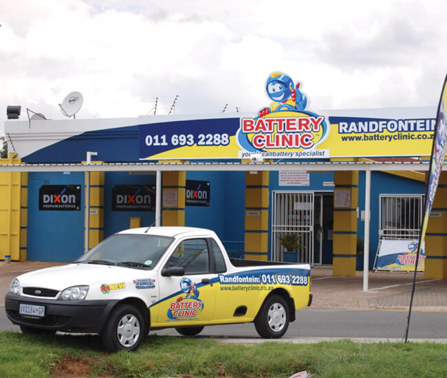 Battery clinic Cape Town South Africa